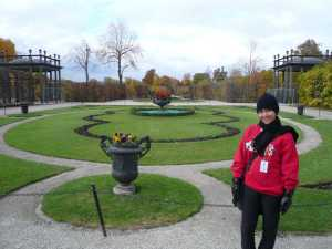 Taman Istana Schonbrunn