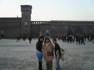 Milan Castle.