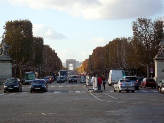 Champs Elysee