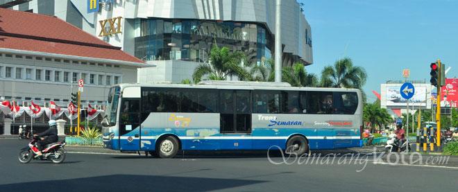 Trans Semarang. Gambar diambil dari sini